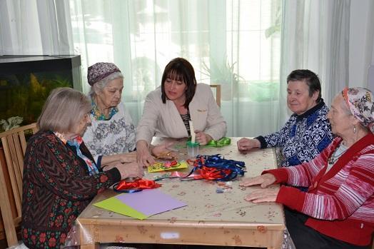 Дом престарелых