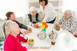 Дом престарелых в Пушкине